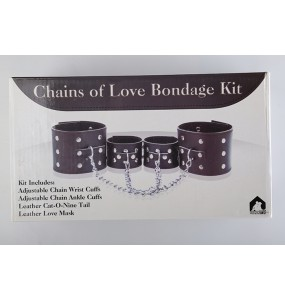 Комплект Chains of Love Bondage Kit
