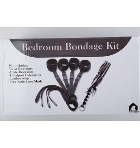 Комплект Bedroom Bondage Kit
