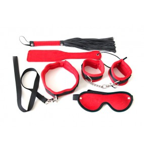 КОМПЛЕКТ MISTRESS BONDAGE KIT КРАСНЫЙ