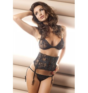 Сексуальный комплект Anais Donna set S