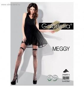 """КОЛГОТКИ """"GABRIELLA MEGGY"""" 20 den, цвет черный, разм. 4 арт. 1001490"""