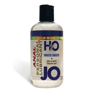 Анальный лубрикант на водной основе JO Anal H2O 240 мл