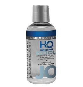Лубрикант на водной основе с охлаждающим эффектом JO H2O Cool 135 мл
