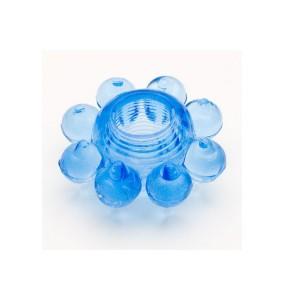 Кольцо гелевое синее арт. 818001-6