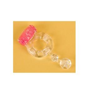 Виброкольцо прозрачное арт. 818039-1
